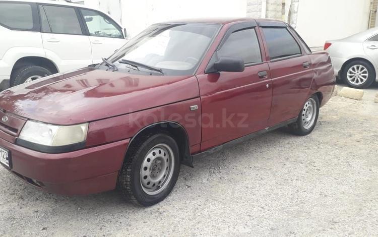 ВАЗ (Lada) 2110 (седан) 2004 года за 400 000 тг. в Актау