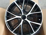 Комплект дисков r 17 5*114.3 Тойота за 160 000 тг. в Караганда – фото 2