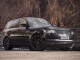 Land Rover Range Rover 2018 года за 54 500 000 тг. в Нур-Султан (Астана)