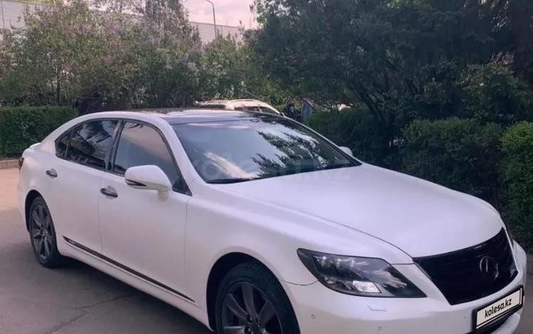 Lexus LS 600h 2011 года за 10 500 000 тг. в Алматы