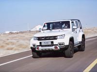 BAIC BJ40 Plus 2021 года за 17 500 000 тг. в Алматы
