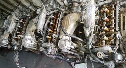Двигатель Toyota Camry 20 2.2 Объём за 380 000 тг. в Алматы – фото 3