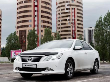 Toyota Camry 2012 года за 6 900 000 тг. в Нур-Султан (Астана)