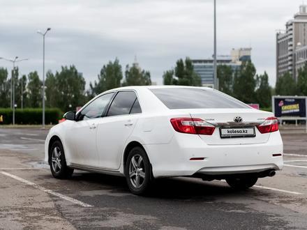 Toyota Camry 2012 года за 6 900 000 тг. в Нур-Султан (Астана) – фото 2