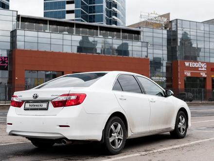 Toyota Camry 2012 года за 6 900 000 тг. в Нур-Султан (Астана) – фото 4