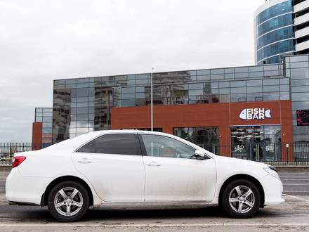 Toyota Camry 2012 года за 6 900 000 тг. в Нур-Султан (Астана) – фото 5