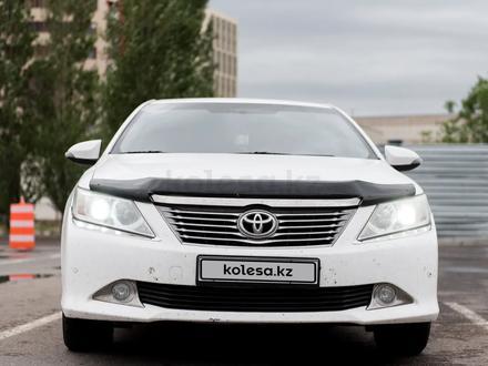 Toyota Camry 2012 года за 6 900 000 тг. в Нур-Султан (Астана) – фото 7