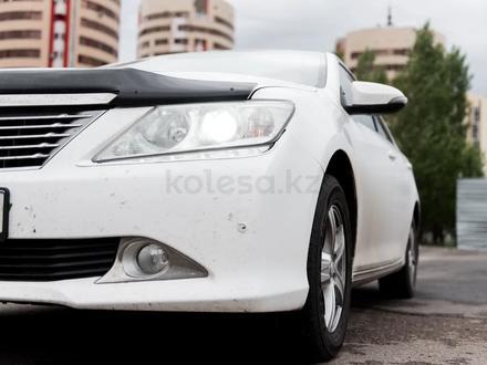 Toyota Camry 2012 года за 6 900 000 тг. в Нур-Султан (Астана) – фото 8