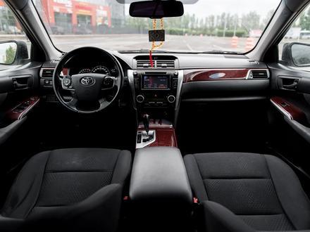Toyota Camry 2012 года за 6 900 000 тг. в Нур-Султан (Астана) – фото 15