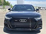 Audi A8 2020 года за 74 990 000 тг. в Алматы – фото 2