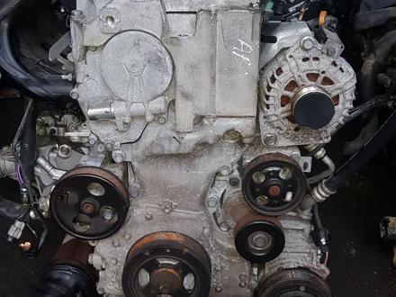 Двигатель в сборе на nissan x-trail кузов t31 qr25 за 420 000 тг. в Алматы