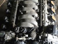 Двигатель на Mercedes W221 S550 за 9 999 тг. в Алматы