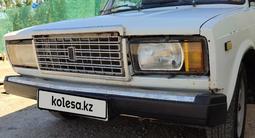 ВАЗ (Lada) 2107 1992 года за 600 000 тг. в Кызылорда