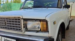 ВАЗ (Lada) 2107 1992 года за 600 000 тг. в Кызылорда – фото 2
