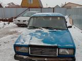 ВАЗ (Lada) 2107 2007 года за 600 000 тг. в Нур-Султан (Астана)