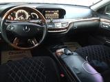 Mercedes-Benz S 500 2006 года за 5 400 000 тг. в Шымкент – фото 5
