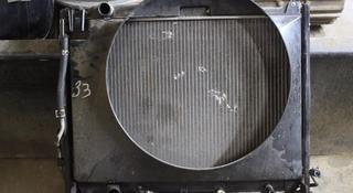 Диффузор радиатора за 15 000 тг. в Алматы