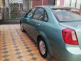 Chevrolet Lacetti 2006 года за 2 500 000 тг. в Шымкент – фото 5