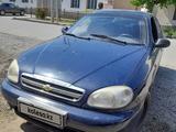 Chevrolet Lanos 2007 года за 1 100 000 тг. в Туркестан