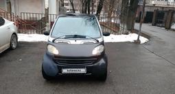Smart ForTwo 2000 года за 1 700 000 тг. в Алматы – фото 2
