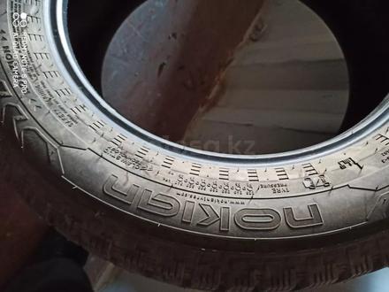 Шины 1 шт 18 Nokian Hakkapeliita износ 2% за 25 000 тг. в Алматы – фото 3
