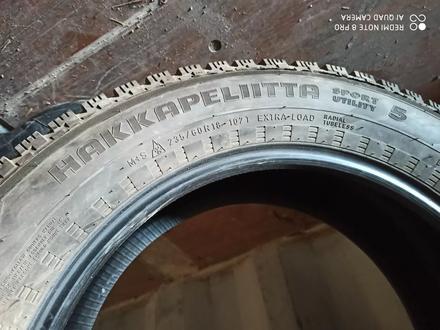 Шины 1 шт 18 Nokian Hakkapeliita износ 2% за 25 000 тг. в Алматы – фото 4