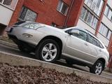 Lexus RX 350 2007 года за 5 700 000 тг. в Петропавловск – фото 3
