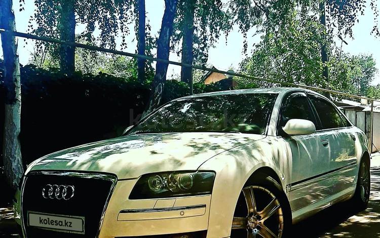 Audi A8 2006 года за 3 850 000 тг. в Алматы
