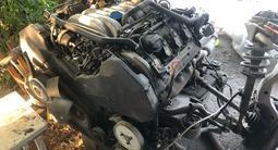 Двигатель с АКПП на Ауди за 750 000 тг. в Алматы – фото 2