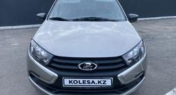 ВАЗ (Lada) Granta 2190 (седан) 2020 года за 4 250 000 тг. в Нур-Султан (Астана) – фото 4