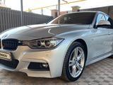 BMW 320 2015 года за 10 400 000 тг. в Алматы – фото 2