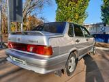 ВАЗ (Lada) 2115 (седан) 2006 года за 850 000 тг. в Уральск – фото 3