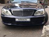 Mercedes-Benz S 55 2004 года за 8 500 000 тг. в Алматы – фото 3