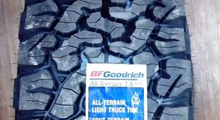 Новые шины 285-60 R18 BFGoodrich All Terrain AT KO2 за 89 000 тг. в Алматы