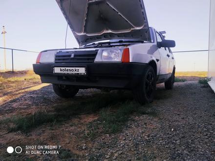 ВАЗ (Lada) 21099 (седан) 2003 года за 270 000 тг. в Аккыстау – фото 11