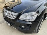 Mercedes-Benz ML 350 2006 года за 4 300 000 тг. в Актау – фото 3