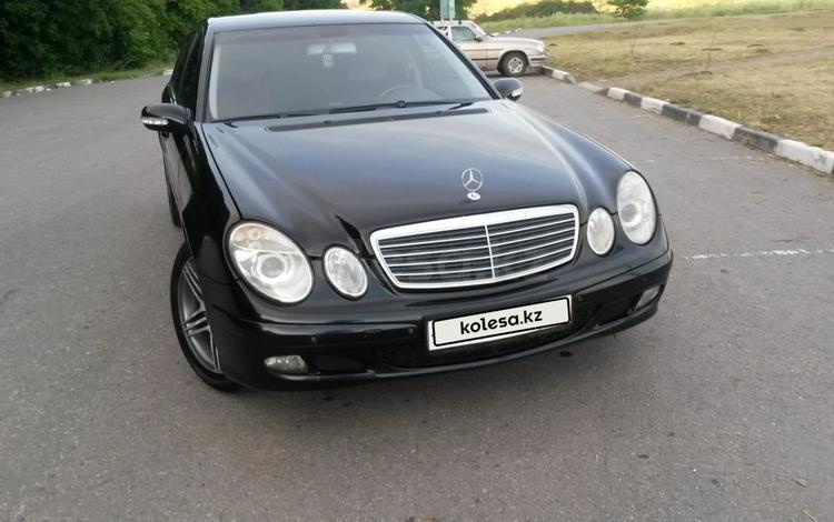 Mercedes-Benz E 320 2003 года за 6 400 000 тг. в Кызылорда