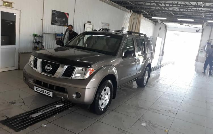 Nissan Pathfinder 2006 года за 4 000 000 тг. в Жанаозен