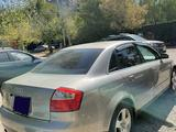 Audi A4 2002 года за 2 800 000 тг. в Алматы – фото 5