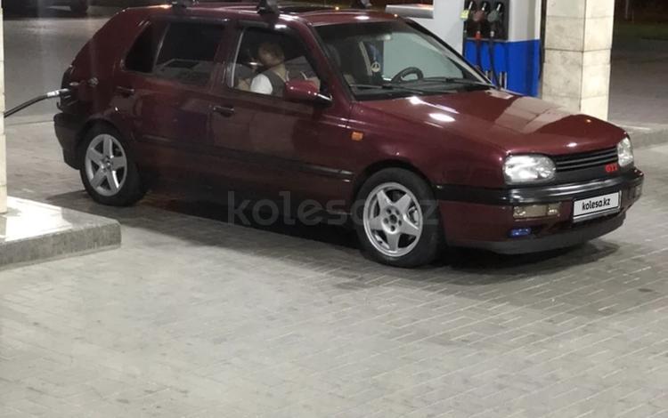 Volkswagen Golf 1993 года за 1 100 000 тг. в Тараз
