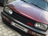 Volkswagen Golf 1993 года за 1 350 000 тг. в Тараз – фото 3