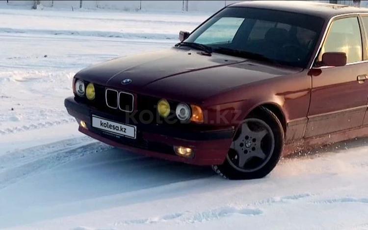BMW 520 1991 года за 1 300 000 тг. в Кордай