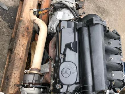 Мерседес Спринтер двигатель 611 2.2Cdi с Англии за 5 000 тг. в Караганда