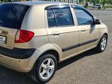 Hyundai Getz 2007 года за 2 650 000 тг. в Уральск – фото 3