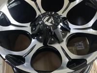 Новые диски R17 FUEL 6x139.7 за 55 000 тг. в Алматы