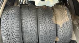 Диски с резиной Тойота Лэнд Круйзер зимние за 250 000 тг. в Алматы – фото 2