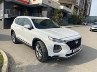 Hyundai Santa Fe 2019 года за 14 500 000 тг. в Алматы