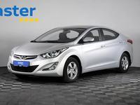 Hyundai Elantra 2015 года за 5 510 000 тг. в Алматы