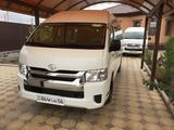 Аренда микроавтобусов марки «ToyotaHiAce» в Атырау – фото 3