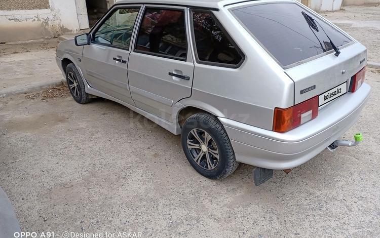 ВАЗ (Lada) 2114 (хэтчбек) 2013 года за 1 200 000 тг. в Кызылорда